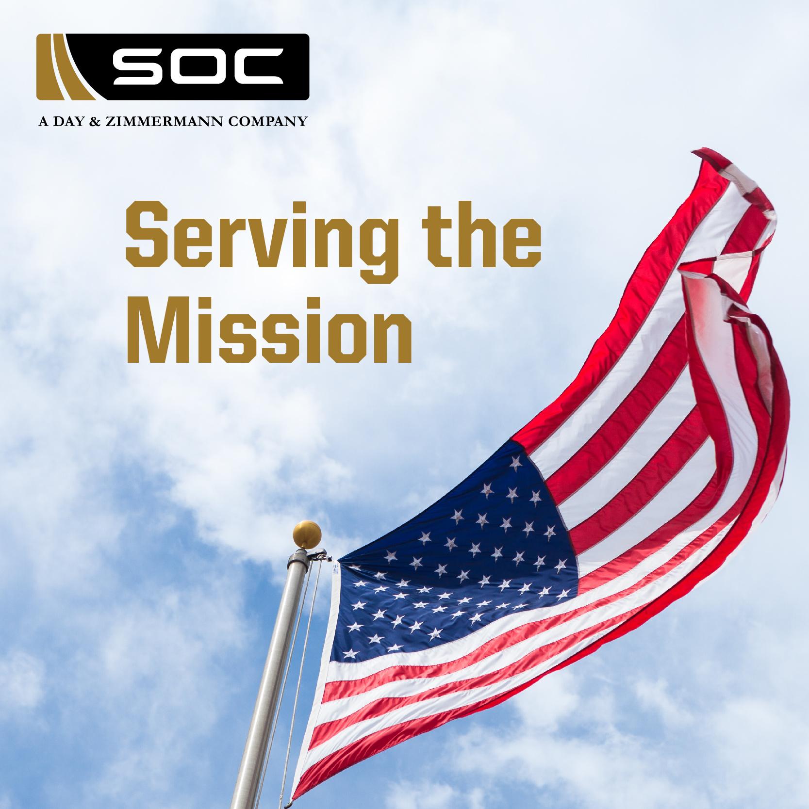 SOC Still Serving