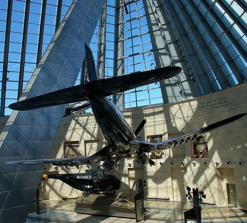 marine corps museum