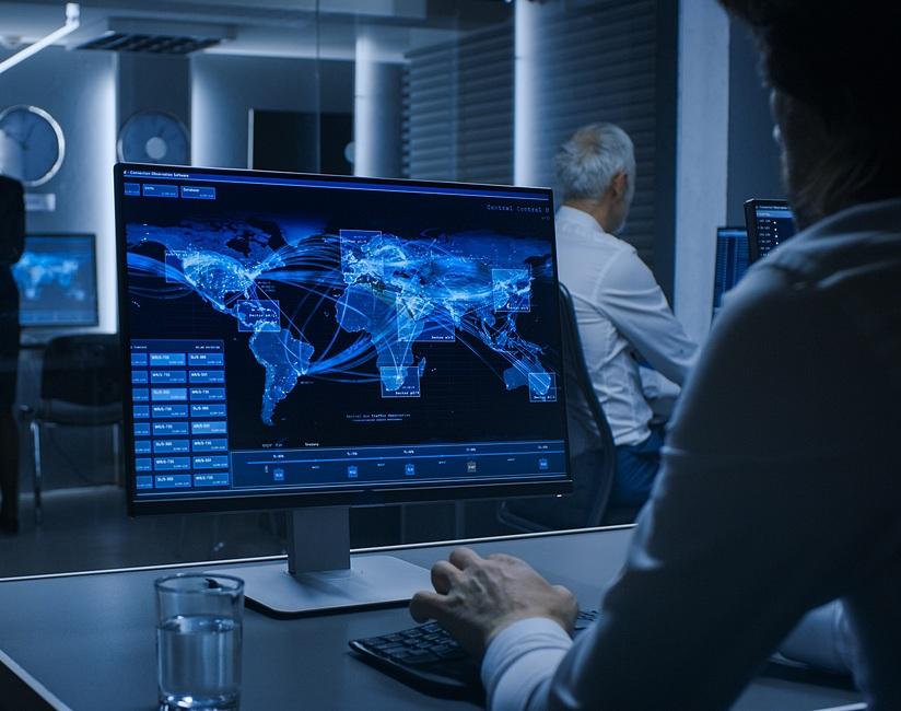 cyber analyst